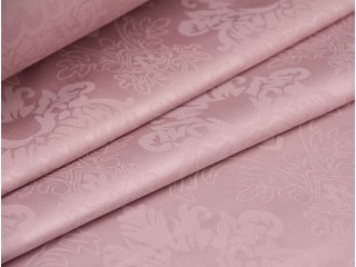 What are the types of satin - by the composition of the fabric, by the types of weaving and by the density?