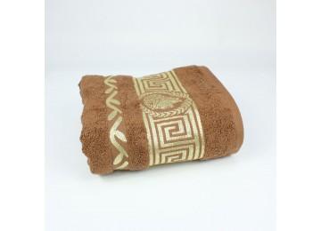 Terry towel BR0007 Greece 70x140 brown