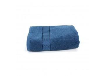 Полотенце махровое БС0015 50х90 синее