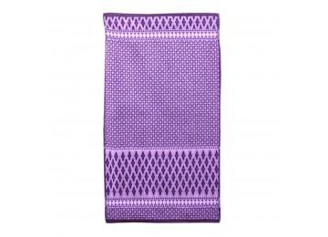Terry towel BA0007 70x140 ethnic violet