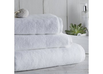 Towel LUXE 0006 70x140 white
