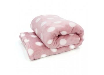 Blanket fleece 0163 (180х210) Eney Plus