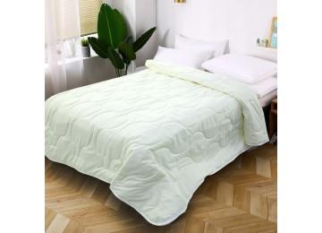 Покрывало на кровать микрофибра бежевое МІ0002 (160х220)