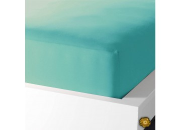Простынь бязь на резинке В0023 (160х200) Еней Плюс