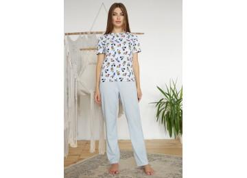 Pajamas Joyce-1 tm Glem blue-Mickey Mouse