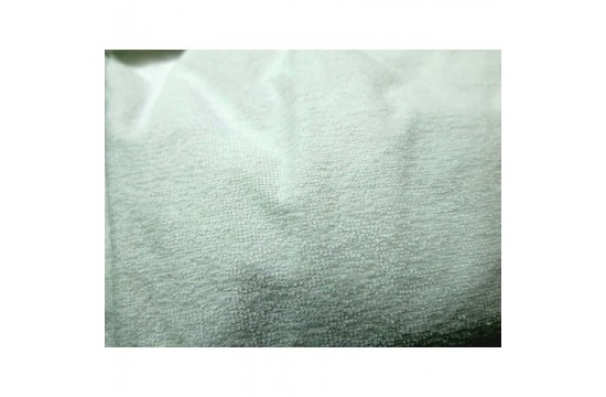 Waterproof sheet on an elastic band 60х120 white tm Leleka textile