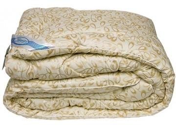 Blanket sheep wool winter Leleka-Textile 200х220 М7