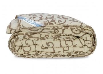 Одеяло шерстяное Аляска хлопок Leleka-Textile 200х220 Р238