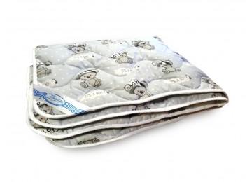 Детское одеяло шерстяное 105х140 БД71 тм Leleka textile