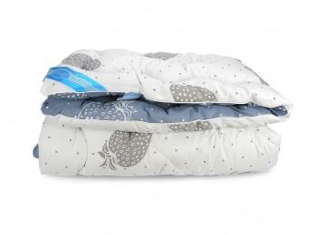 Одеяло холлофайбер Фаворит, стандарт Leleka-Textile 140х205 C114_115 полуторное