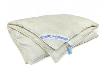 Пуховое одеяло КЛАССИКА (30/70) Leleka-Textile 172х205 желтый