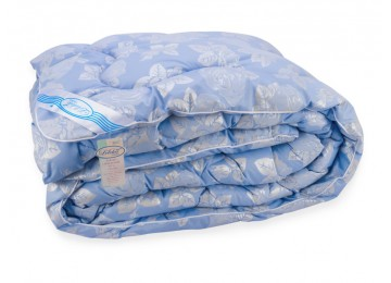 Одеяло лебяжий пух 140х205 Т4 тм Leleka textile