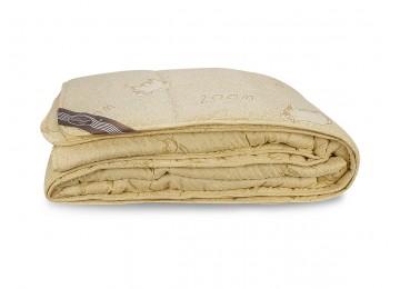 Одеяло овечья шерсть, весна-осень 172х205 М31 тм Leleka textile