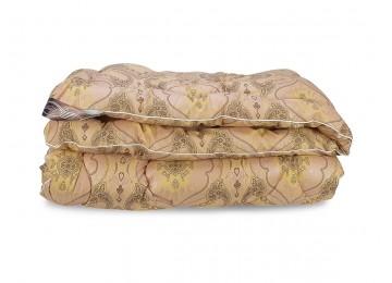 Одеяло овечья шерсть, зима Leleka-Textile 172х205 М35 двуспальное