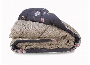 Шерстяное одеяло стандарт Leleka-Textile 172х205 С63_64
