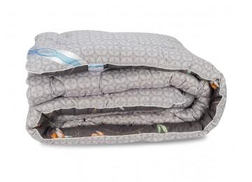 Шерстяное одеяло стандарт Leleka-Textile 172х205 С75_76
