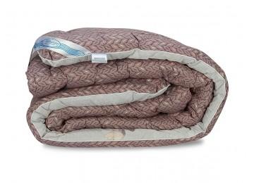Шерстяное одеяло стандарт 172х205 С82_83 тм Leleka textile