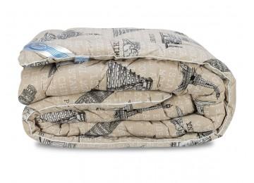 Одеяло шерстяное Аляска хлопок Leleka-Textile 200х220 Р361
