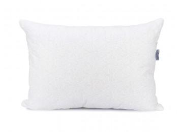 Подушка White Classic 70x70 белая тм Leleka textile