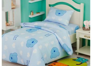 Детское постельное белье ранфорс БД-100 Leleka-Textile 105х140 в кроватку