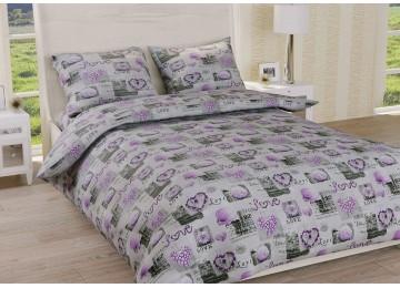 Bed linen ranfors Organic P 427 one-and-a-half tm Leleka textile