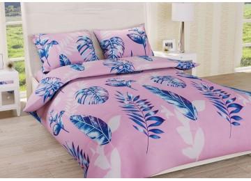 Bed linen ranforce Organic P 437 Leleka-Textile family