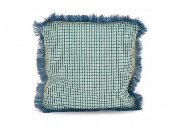 Подушка Деко Leleka-Textile 38х38 синий