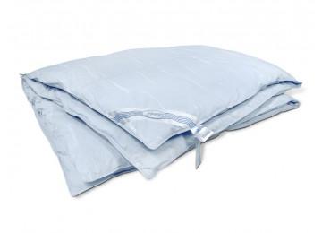 Пуховое одеяло (30/70) КЛАССИКА 172х205 голубое тм Leleka textile