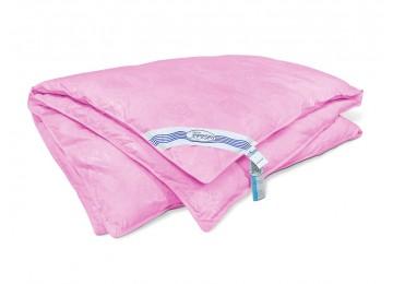 Пуховое одеяло (30/70) КЛАССИКА 200х220 розовое тм Leleka textile