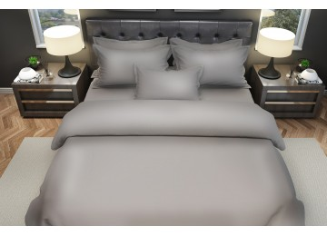 Bed linen coarse calico gold code: G0355 one and a half RGTF
