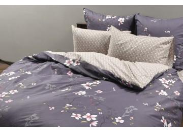 """Bed linen sateen """"Sakura"""" code: CK0209 for teenagers"""