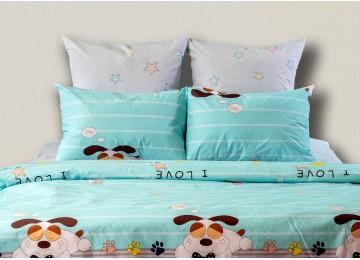 Постельное белье детское бязь голд код: Г0334 в кроватку RGTF