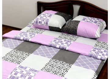 """Bed linen coarse calico gold """"Subes"""" code: G0165 for teenagers"""