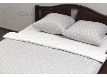 """Bed linen set ranforce """"Royal"""" code: P0160 one and a half"""