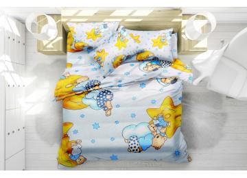 Детское постельное белье в кроватку код: Г0357 RGTF