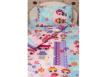 Комплект детский LOL код: Г0175 в кроватку RGTF