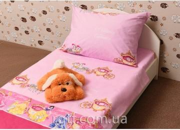 Детское полуторное постельное белье код: Г0097 RGTF