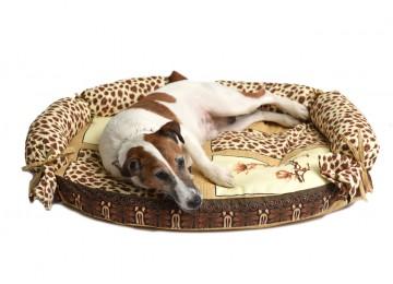 """Подушка для собак и котов""""ОВАЛ"""" лежак RGTF"""