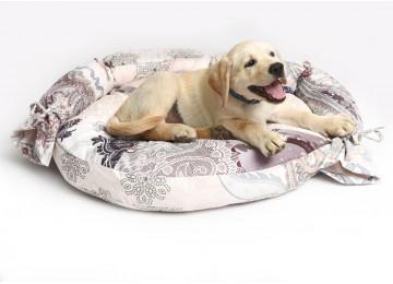 """Подушка для собак и котов """"КРУГ"""" лежак RGTF"""