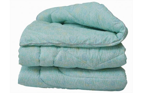 Комплект одеяло лебяжий пух Listok 2-сп. + 2 подушки 70х70