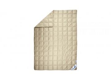 Одеяло Billerbeck облегченное Гарвард (шерсть), полуторное