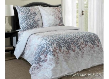 Awakening, coarse calico Belarusian bed linen one and a half Comfort textiles