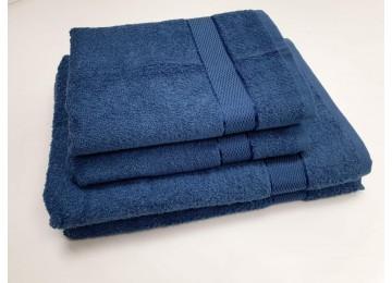 Полотенце махровое, Джинс для рук 40x70см