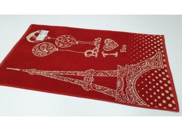 Полотенце Речицкий текстиль махровое Париж для лица 50x90см