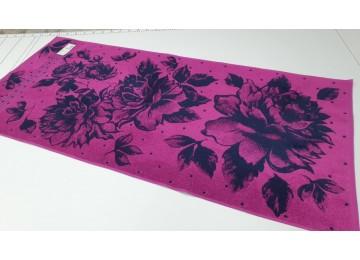 Полотенце Речицкий текстиль махровое Вальс цветов банное 67x150см