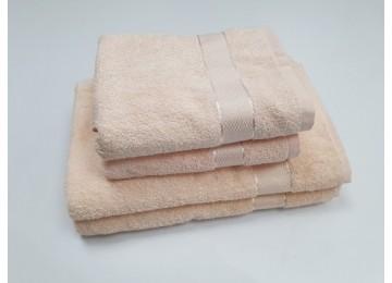 Полотенце махровое, Роза для рук 40x70см