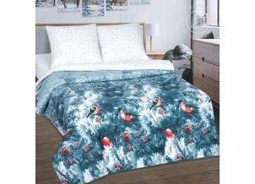 Bed linen Crystal forest, poplin (Sem. On rubber.)