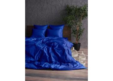 Bed linen stripe satin ELECTRIC double Comfort textiles