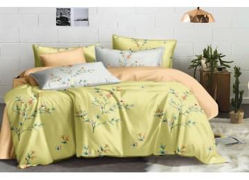 Постельное белье сатин Агата, семейное Комфорт текстиль