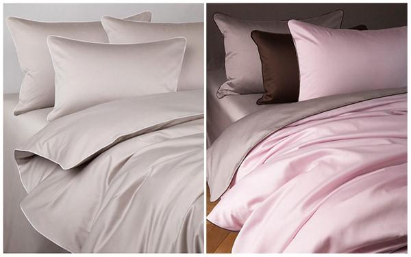 Сатин люкс постельное белье пастельных оттенков